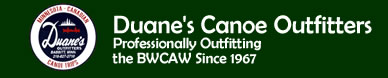Duane's Canoe Outfitters